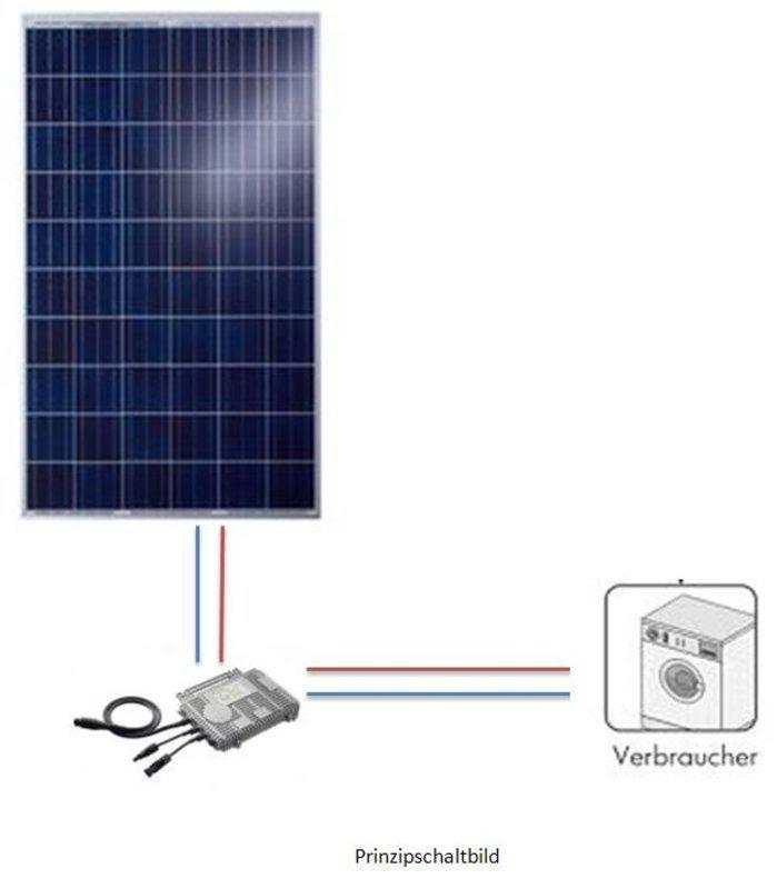 mobiles solares heimkraftwerk zum eigenverbrauch 230 v 510 wp machen sie kochen zum erlebnis. Black Bedroom Furniture Sets. Home Design Ideas