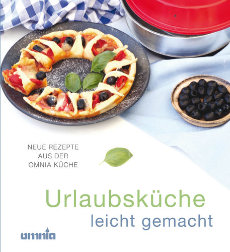 Cookbook for omnia oven - only in German